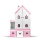 """Кукольный домик """"Стефания"""" с дверками"""