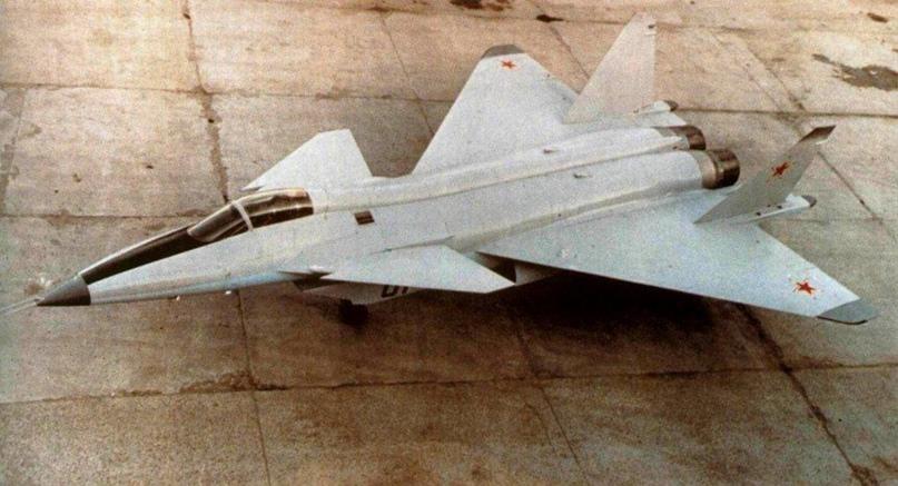 «Изделие 1.44»: МиГ-МФИ — самый секретный конкурент американского «Раптора»