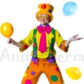 Аниматор Клоун - смехоун