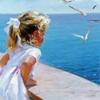 Отдых с ребенком - Акварель - отдых с детьми
