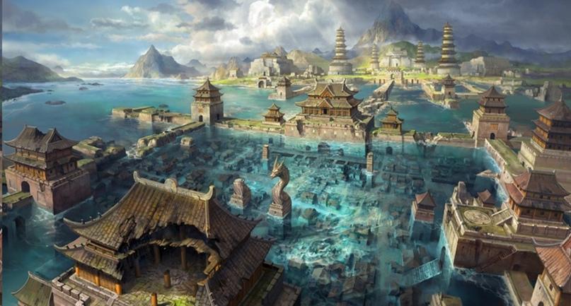 Индийская Атлантида: могла ли затонувшая цивилизация находиться на Востоке?