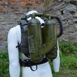Защитная дыхательная система открытого цикла  для костюмов S.T.A.L.K.E.R. v.2