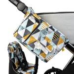 Боковая сумка для коляски