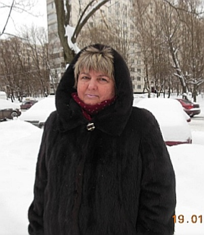 Люда Куватова, Москва