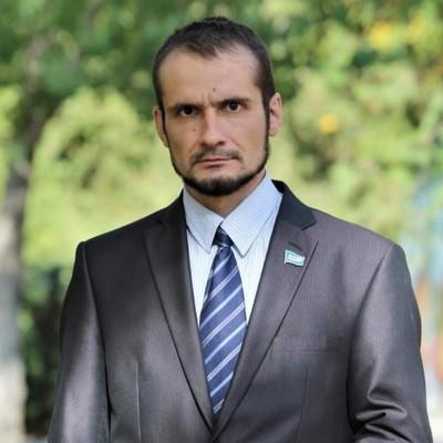 Александр Борщев, Астрахань