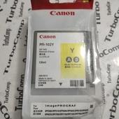 Картридж CANON PFI-102Y, желтый