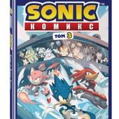 Комикс Sonic the Hedgehog. Том 3: Битва за Остров Ангела. Перевод от Diamond Dust и Сыендука