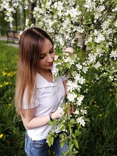 Алина Братенкова, Междуреченск