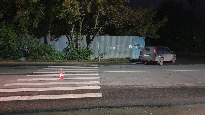 В Самаре злостный нарушитель ПДД сбил на «зебре» 16-летнюю девушку