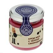 Крем-мёд с черной смородиной, 220 г