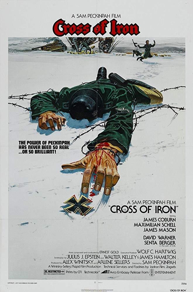 «Железный крест» | Steiner – Das Eiserne Kreuz, 1977