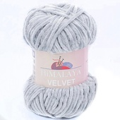 Пряжа Himalaya Velvet цвет 90025