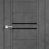 Дверное полотно NEXT 2 Темно-серый