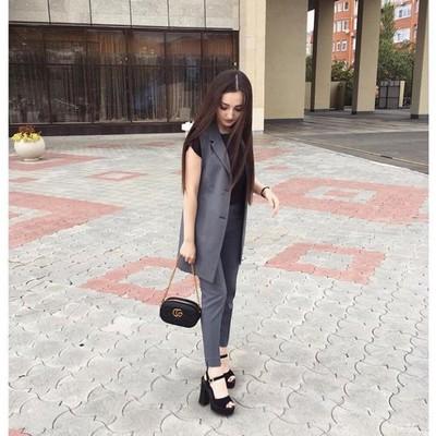 Алёна Кирилова, Москва