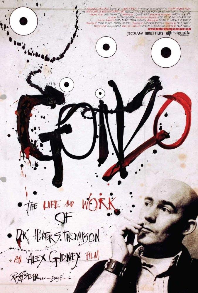 «Гонзо: Страх и ненависть Хантера С. Томпсона» | Gonzo: The Life and Work of Dr....