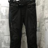 (О1066)Мотоштаны текстиль Polo (Германия), р-р XL