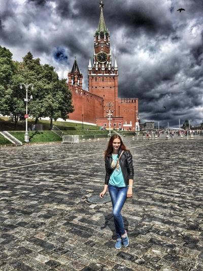 Мария Заманихина, Москва