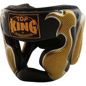 Шлем Top King Empower Creativity Black\Gold