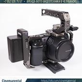 Кинокамера Blackmagic Pocket Cinema Camera 6K (EF) комплект