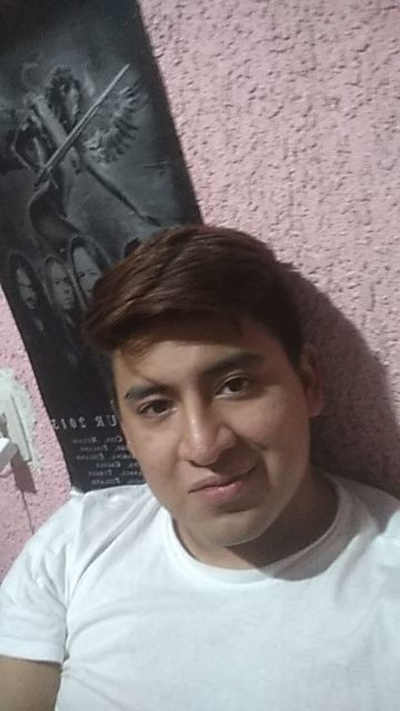 Yostin Cervantes, México