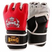 Перчатки MMA Top King Extream Red