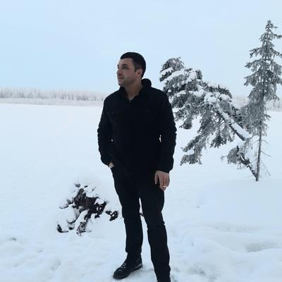Натиг Гусейнов, Новый Уренгой