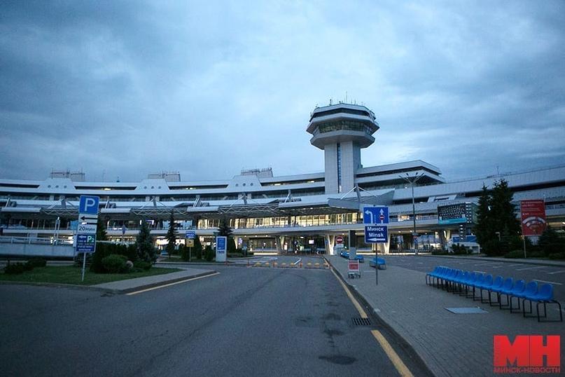 В Нацаэропорту рассказали почему лоукосты Ryanair и WizzAir не совершают вылетов из Минска