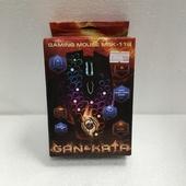 Мышь MGK-11U Dialog Gan-Kata - игровая, 6 кнопок + ролик , 7-ми цветная подсветка, USB