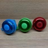 Звонок велосипедный в ассортименте металл/пластик