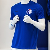 Игровая футболка сезона 2021/22 (синяя)