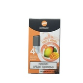 Картридж inHALE 1,8% Fruit Mango