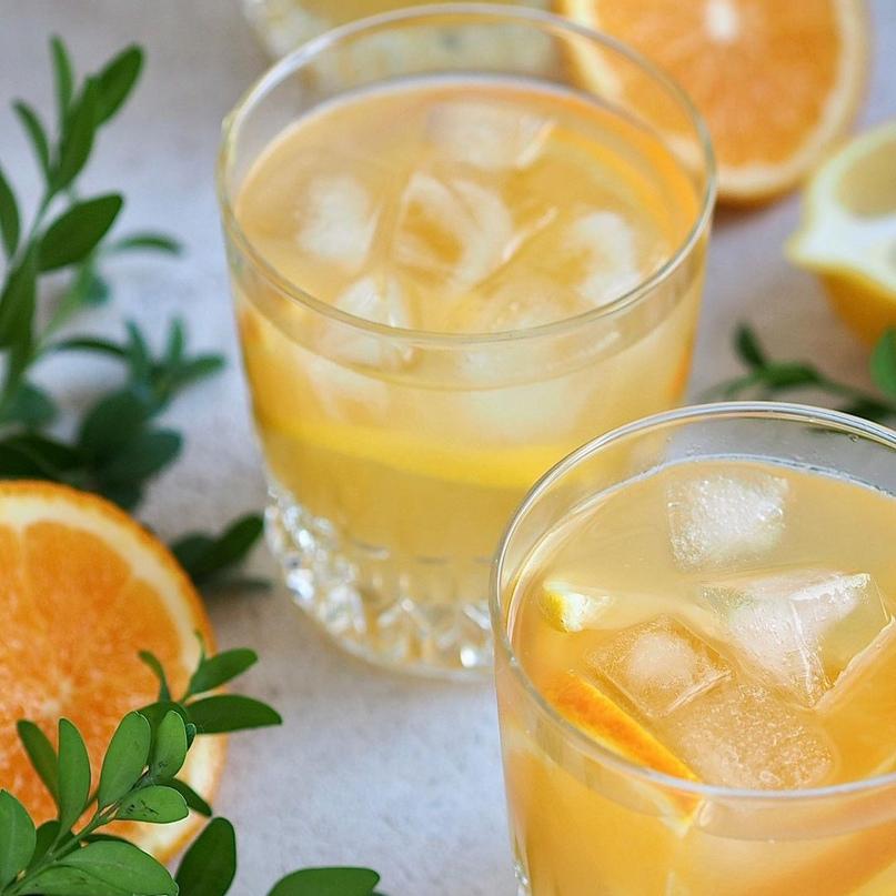 Домашний лимонад 🍹🍊🍋