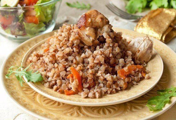 Топ-9 вкуснейших блюд с гречкой 🍴😋
