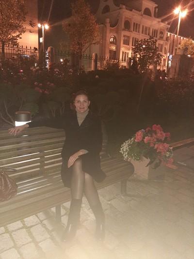 Svetlana Platonova, Москва