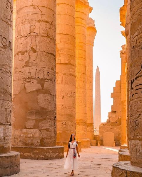 Египет - колыбель одной из древнейших цивилизaций, крупнейшaя...