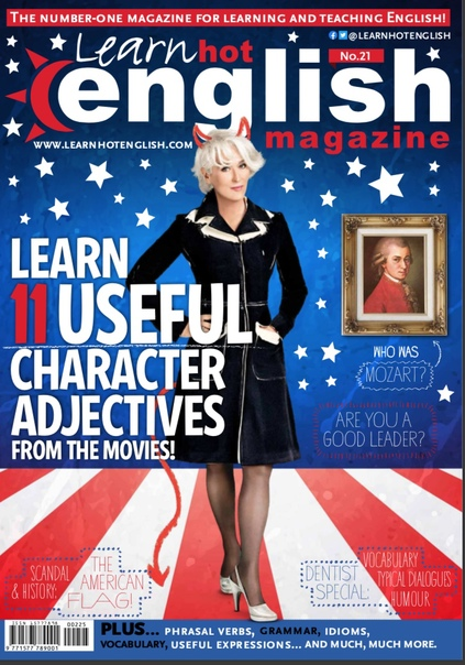 Learn Hot English Magazine - Learn Hot English - Issue 223  February 2021 UserUpload.Net