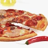 Пицца А-ля диабло L 35 см