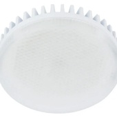 Лампа Ecola GX53 LED Premium 10,0W Tablet 220V 2800K матовое стекло (композит)