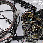 CQ105-67045 Ink Supply Tubes and Trailing Cable Трубопровод с кабелем HP DesignJet T7100