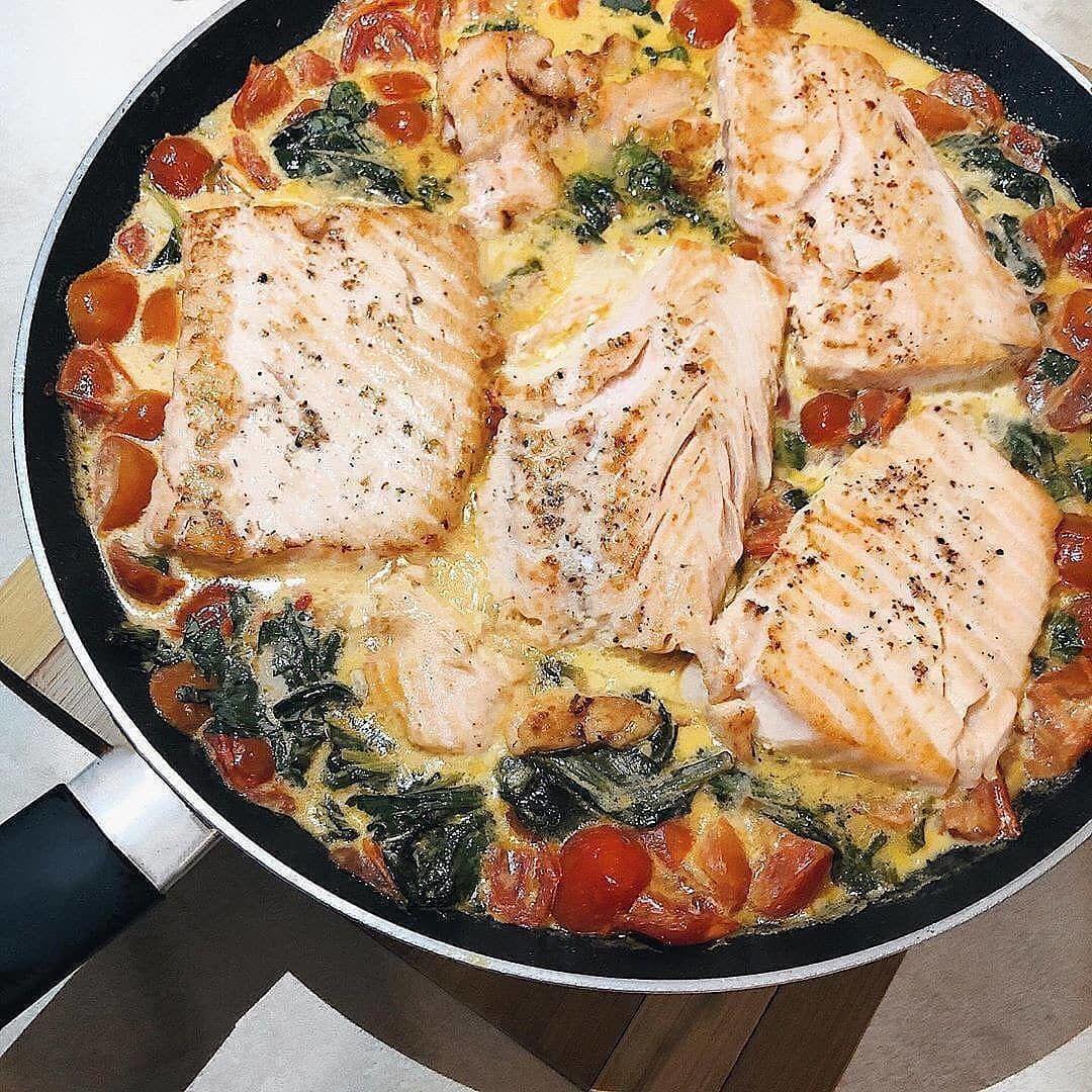 Самый вкусный лосось