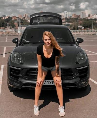 Анастасия Виноградова, Москва