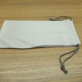 Чехол (мешок, сумка) для очков. Серый
