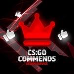 CS:GO COMMENDS