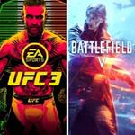 BATTLEFIELD V AND UFC 3 BUNDLE