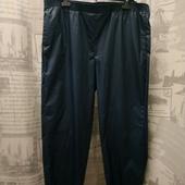 (О987)Дождевик штаны Adidas, размер 3XL