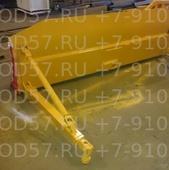 Отвал бульдозерный механический, гидравлическая регулировка перекоса (1гц) для трактора ДТ-75, 2 гц