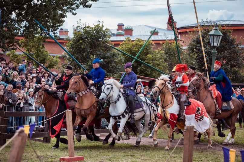 В ближайшие выходные Петропавловская крепость превратится в машину времени, чтоб...