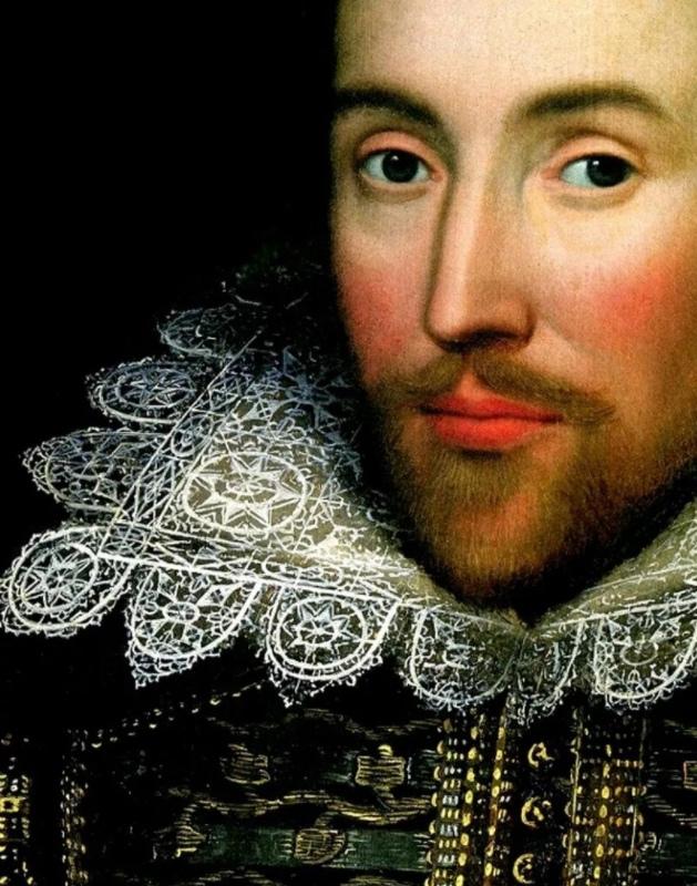 Сегодня день рождения Уильяма Шекспира! 🎂