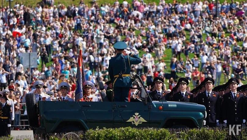 Ежегодную выплату ко Дню Победы получат 749 ветеранов в Татарстане