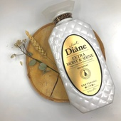 Шампунь Кератиновое Увлажнение Moist Diane Perfect Beauty Extra Moist & Shine